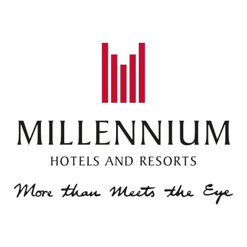 Millennium Orchard Hotel, Singapore: From $190 per night + $30 F&B Credit